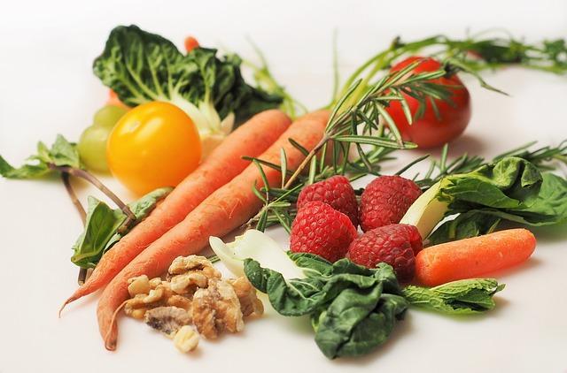 אוכל אורגני בריא