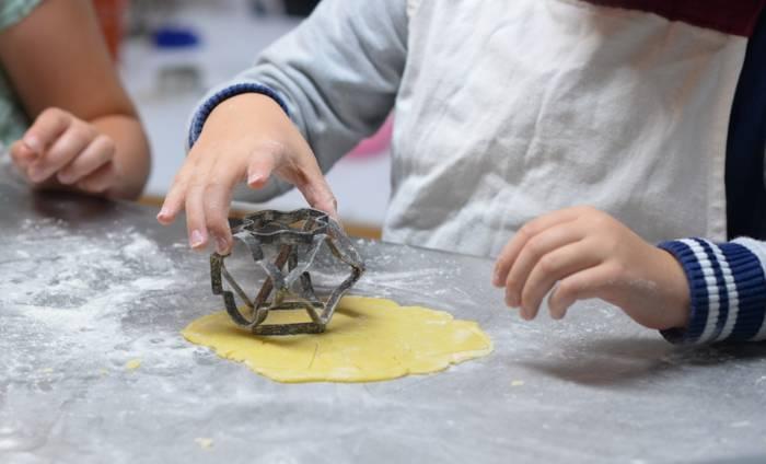 סדנאות בישול לילדים