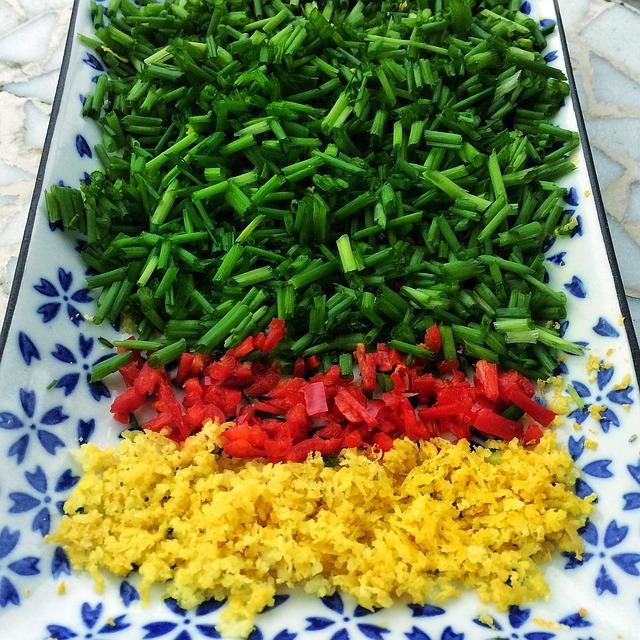 מזון אורגני ומזון טבעוני