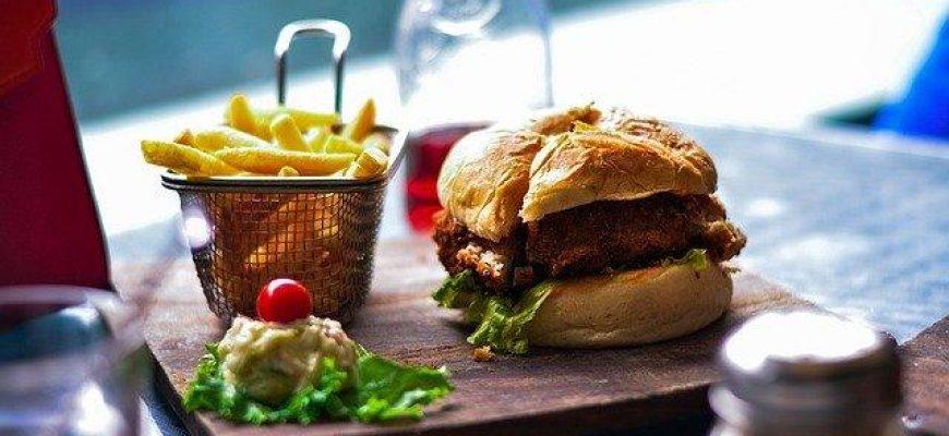 מסעדות – מזון מהיר – האם זה בריא
