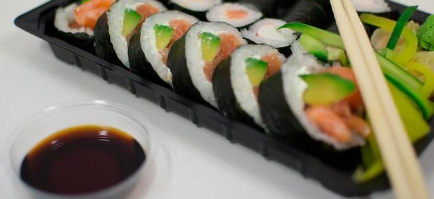 כל הסיבות לאכול סושי