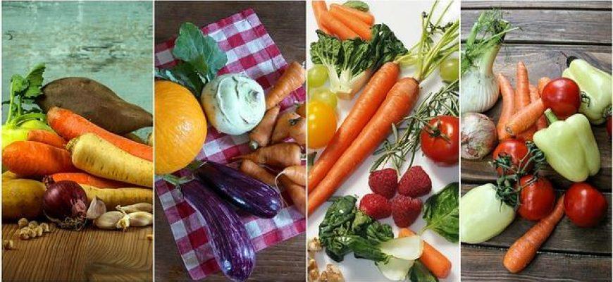 הזמנת פירות וירקות באינטרנט – דרך נפלאה להגדיל את כמויות הירקות והפירות שאוכלים בבית